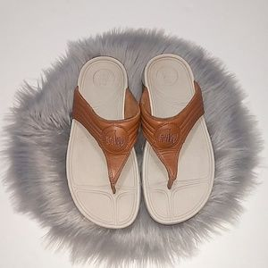 Fitflop | Micro Wobble Board WalkStar Sandals - 6